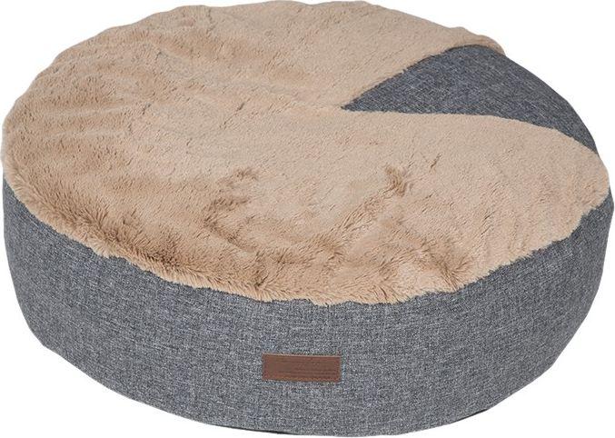 """Лежанка для животных Lion Manufactory """"Релакс"""", цвет: серый, 56 х 17 см"""
