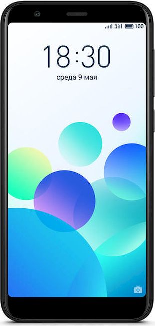 Meizu M8с 16GB, Black