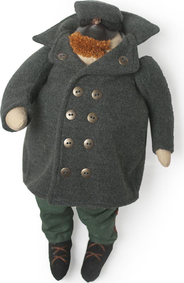 Арт-студия Решетняк Мягкая кукла Генерал 40 см арт студия решетняк мягкая кукла домовой 52 см