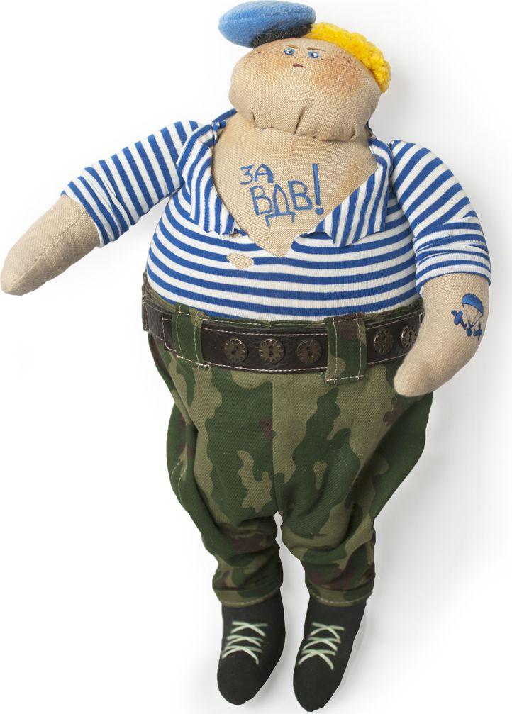 Арт-студия Решетняк Мягкая кукла ВДВшник 40 см арт студия решетняк мягкая кукла домовой 52 см