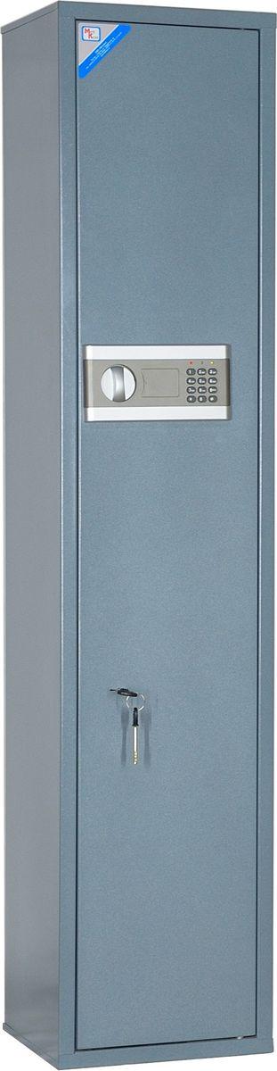 Шкаф оружейный Меткон ОШН-3Э, 138,5 х 30 х 28,6 см
