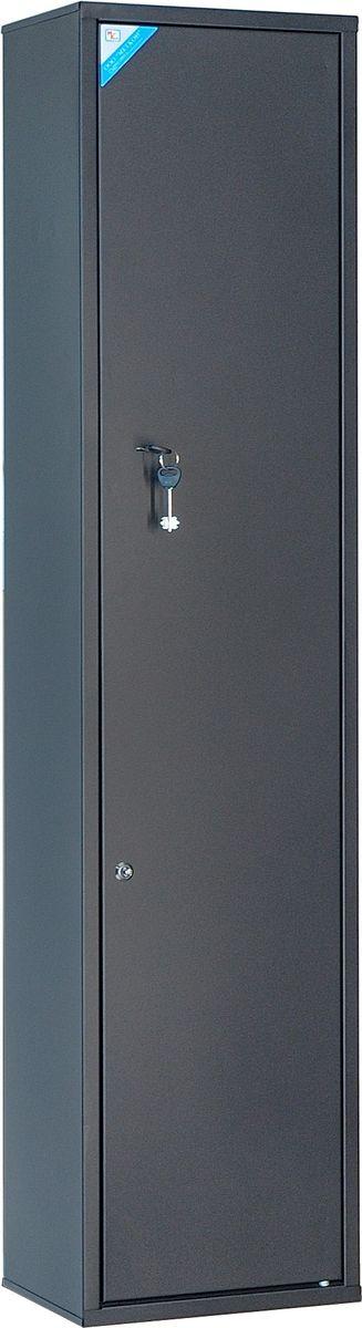 Шкаф оружейный Меткон ОШН-5, 147 х 35 х 25 см