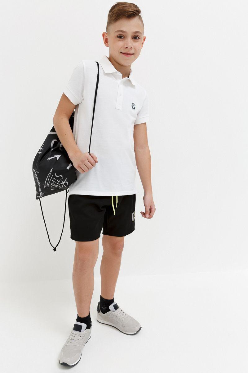 Шорты для мальчика Acoola Aalto, цвет:  черный.  20140420002_100.  Размер 152 Acoola