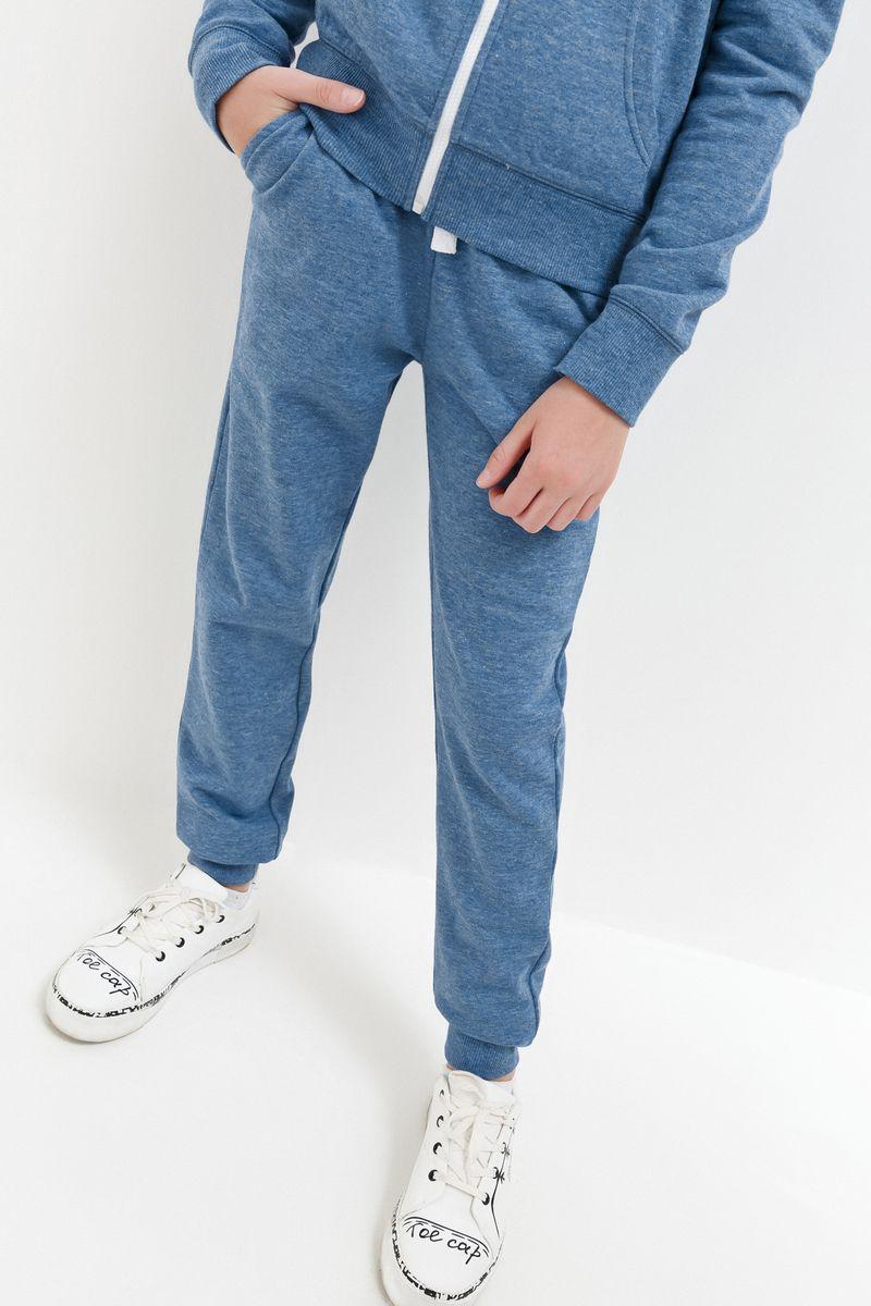 Брюки для девочки Acoola Volkhov, цвет: темно-голубой. 20210160156_600. Размер 152 брюки acoola брюки для мальчиков трикотажные цвет темно голубой размер 104 20120160155