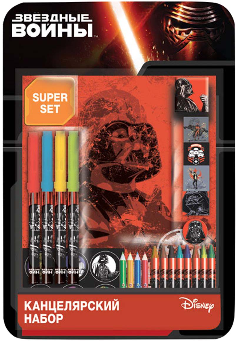 Lucasfilm Подарочный набор Lucasfilm SW в 3D блистере канцелярия