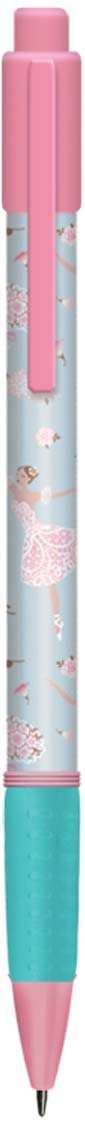 Expert Complete Ручка шариковая автомат с дизайном Compliment Ballet 0,7 мм цвет чернил синий expert complete ручка шариковая stick цвет корпуса оранжевый синяя