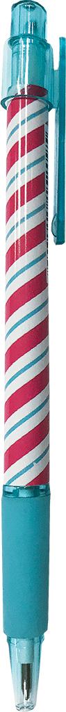 Expert Complete Ручка шариковая автомат с дизайном Lifestyles Полька цвет чернил синий 013544