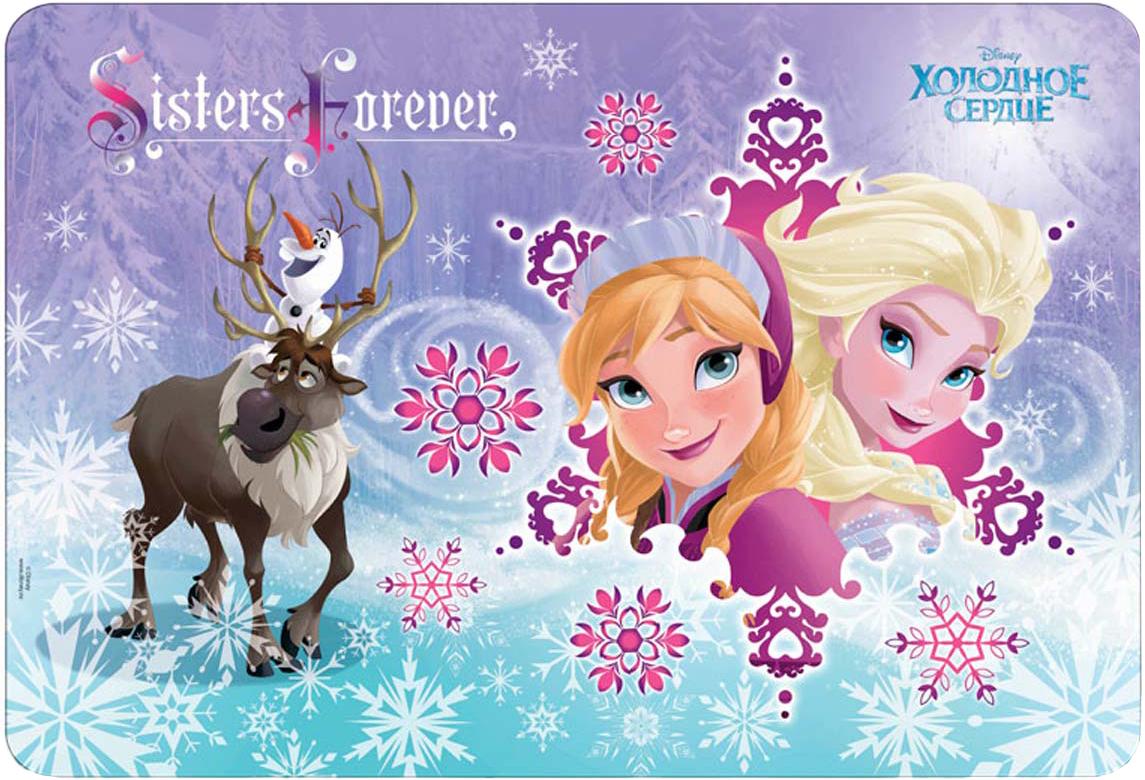 Disney Подкладка настольная для письма Disney Frozen disney frozen warm heart microfiber twin sheet set