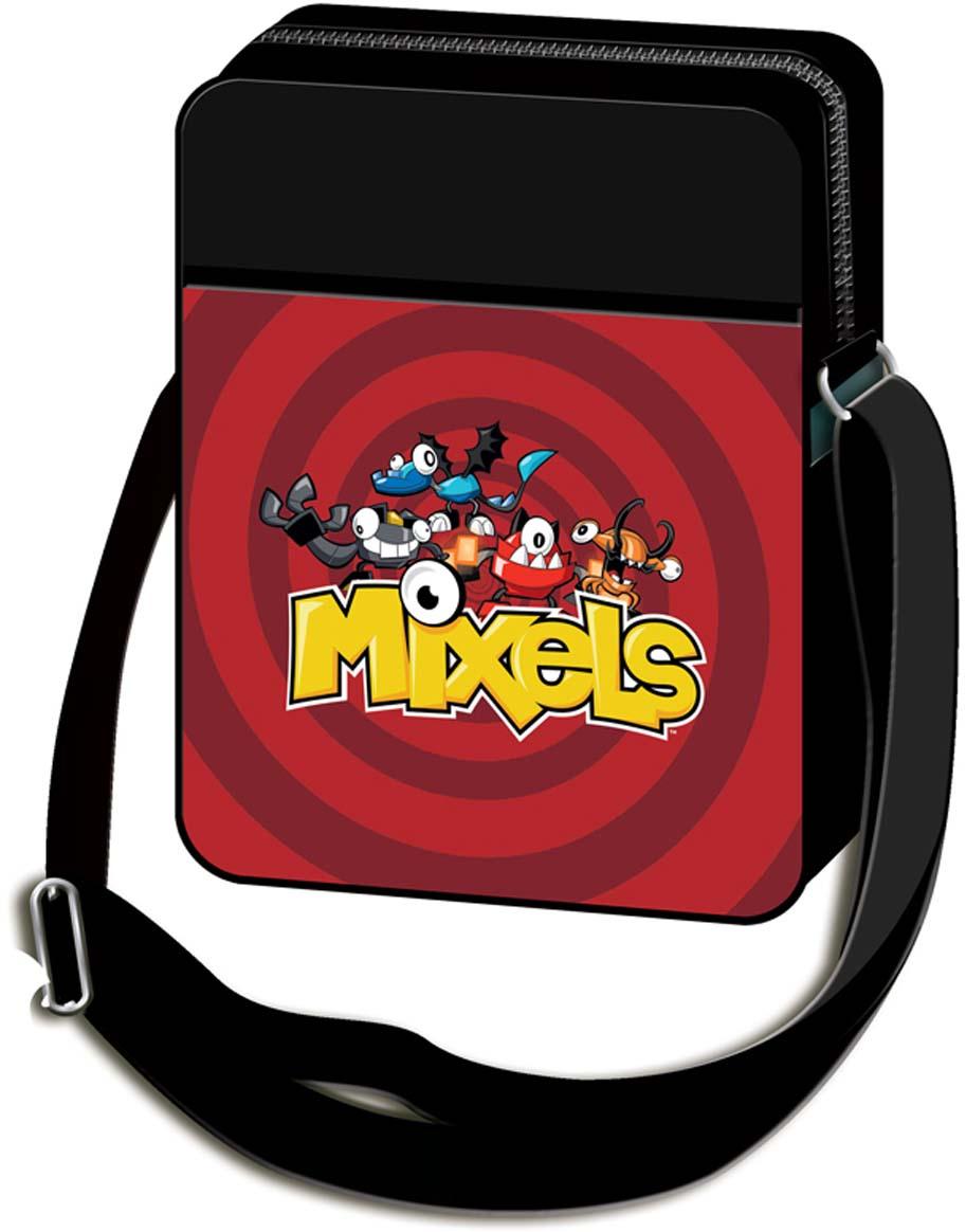 Фото - LEGO Сумка детская школьная Lucky bag Mixels цвет красный, черный sy16 black professional waterproof outdoor bag backpack dslr slr camera bag case for nikon canon sony pentax fuji