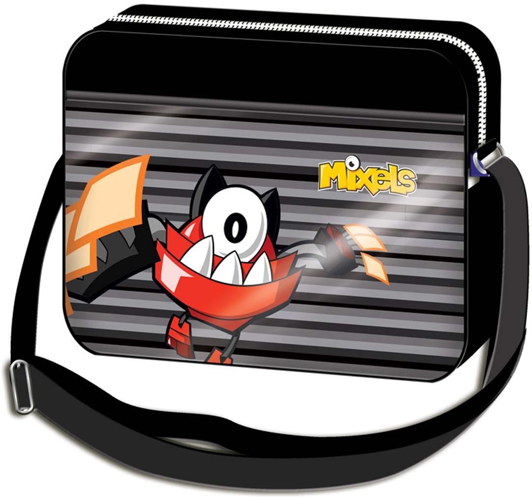 LEGO Сумка детская школьная Lucky bag Mixels цвет красный, серый makeup organizer travel bag women cosmetic bags summer dumpling clutch women packages waterproof cosmetic bag handbag