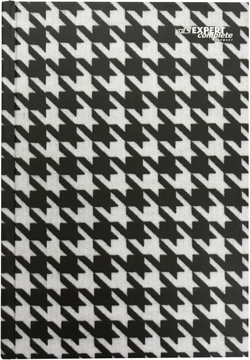 Expert Complete Ежедневник Black and white недатированный А5 288 страниц цвет белый, черный 3d custom photo mural wallpaper роскошный блеск синий и черный блок стены бумага для ktv бар гостиная диван фон
