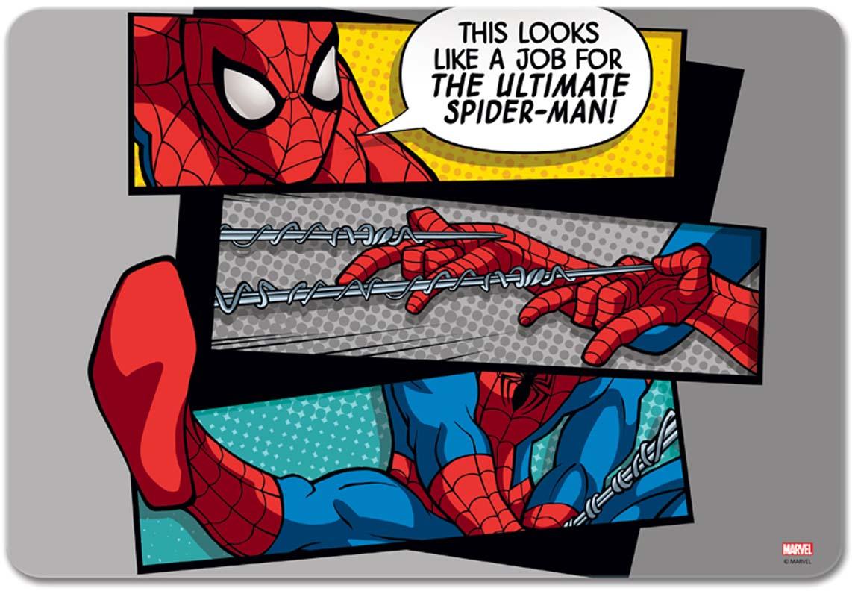 Marvel Подкладка настольная для письма Marvel Человек Паук академия групп пенал человек паук