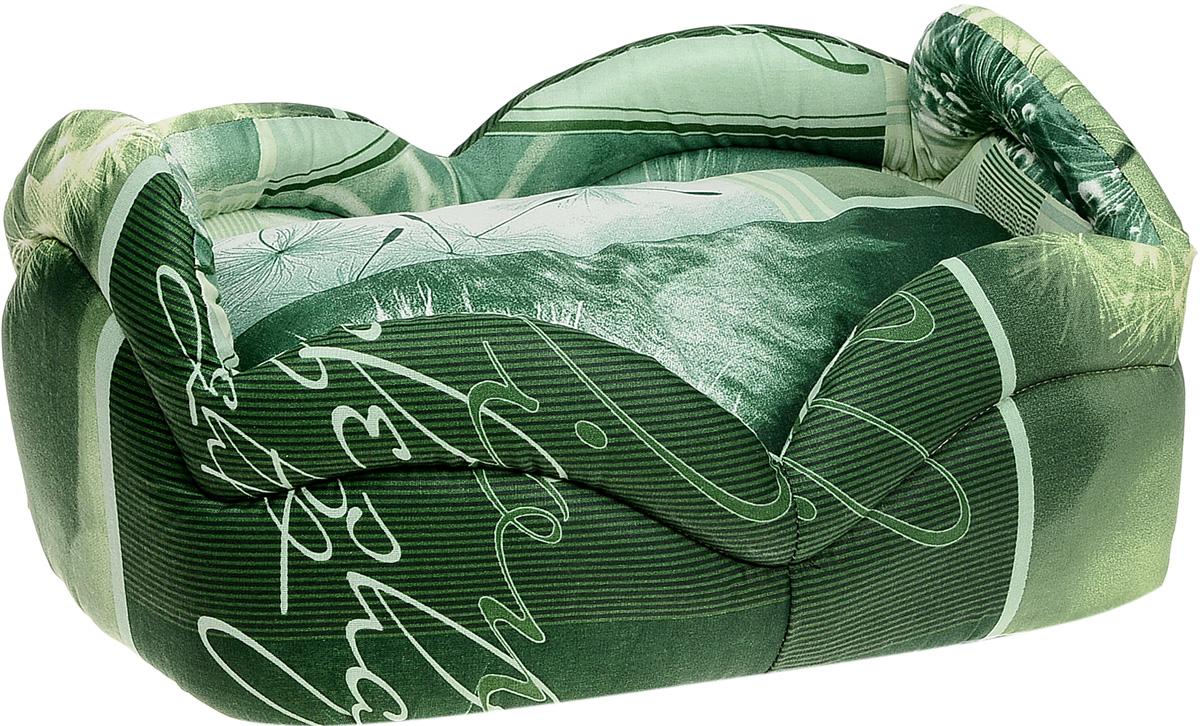 Лежак для кошек и собак Гамма  Париж , 45 х 31 х 24 см - Лежаки, домики, спальные места
