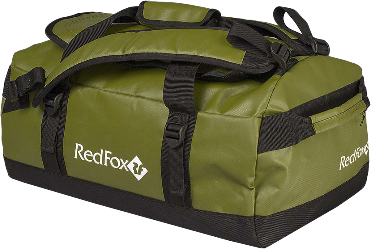 Баул Red Fox Expedition Duffel Bag, цвет: хаки, 100 л