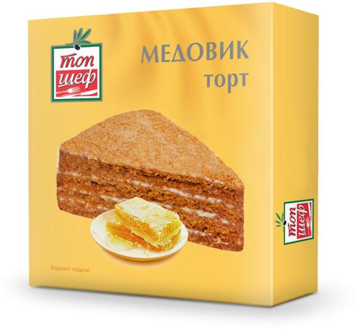 Топ Шеф Медовик, 450 г