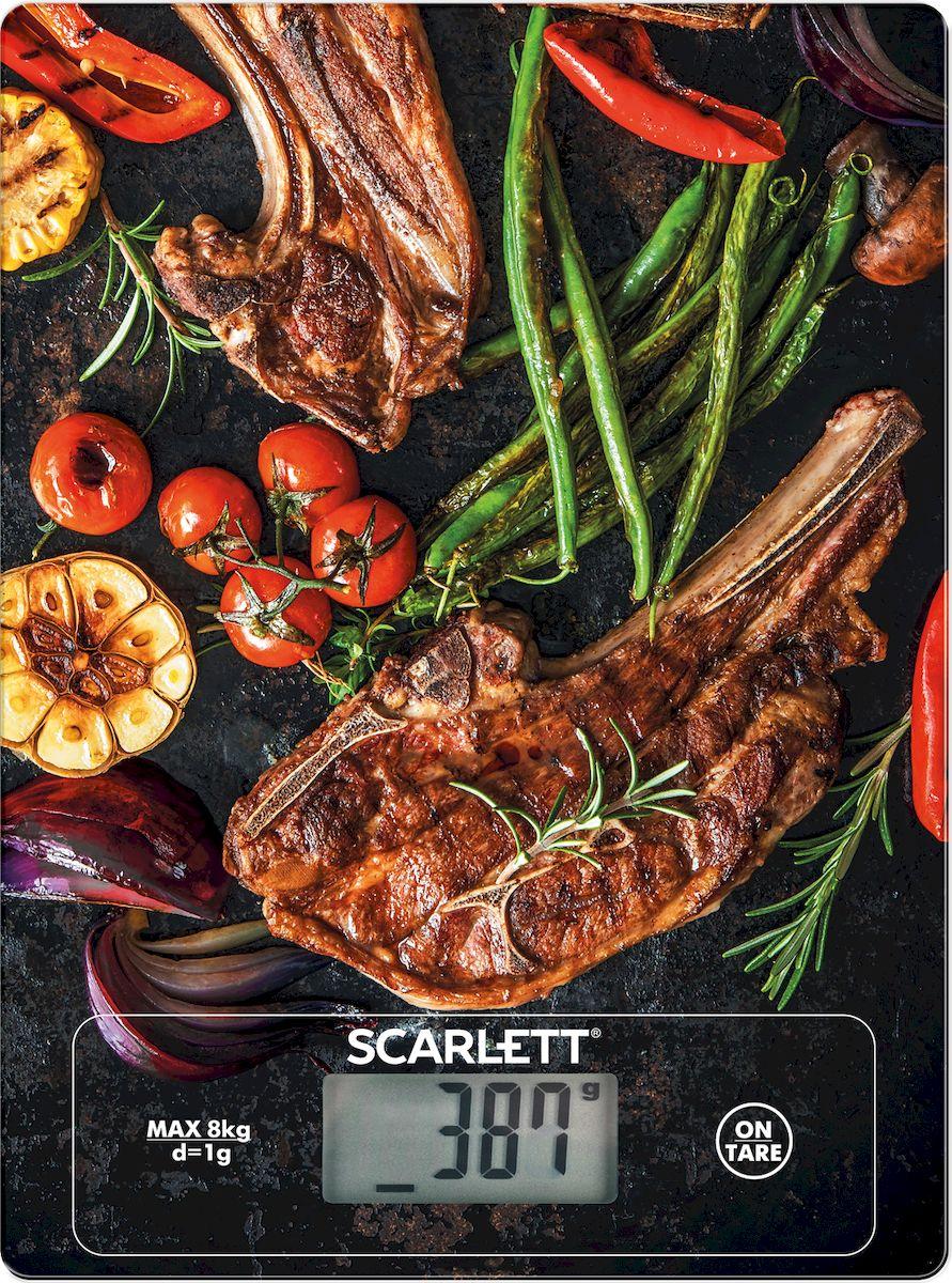 Scarlett SC-KS57P39, Brown весы кухонные весы напольные scarlett sc bsd33e894