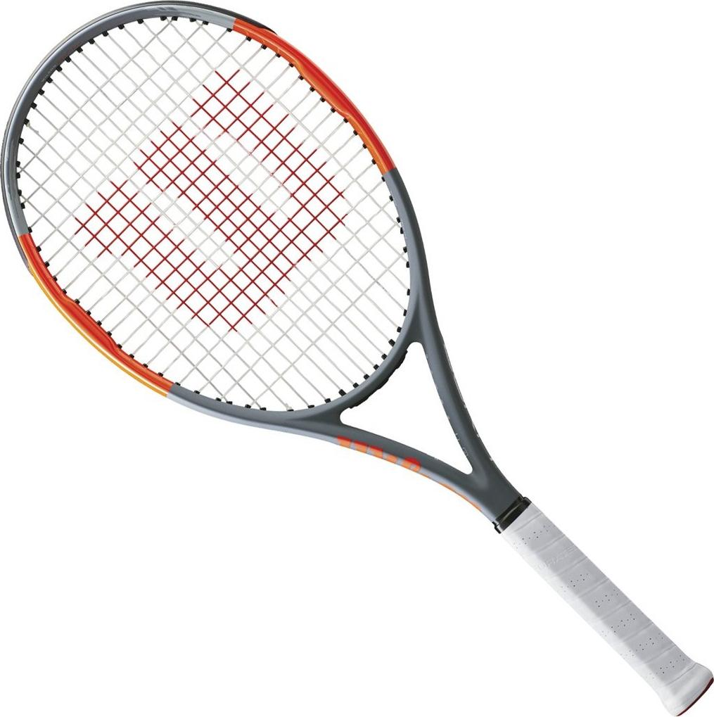 Ракетка теннисная Wilson Burn Team 100 Tns Rkt W/O Cvr 3