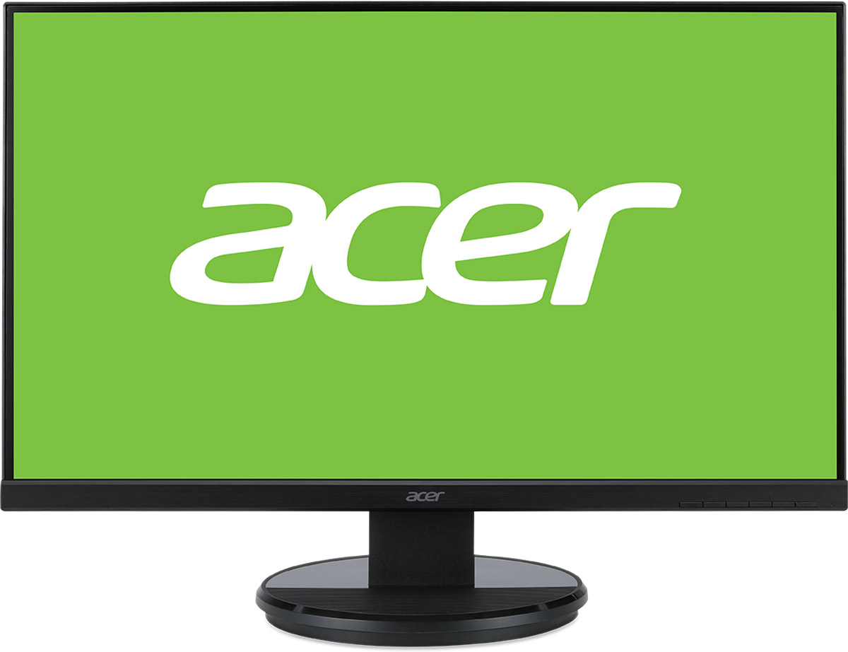 Acer K272HLEbid, Black монитор