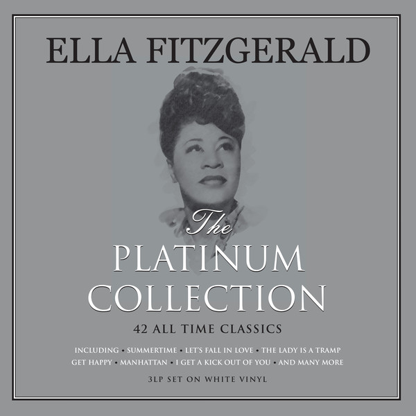 Элла Фитцжеральд Ella Fitzgerald. The Platinum Collection (3 LP) элла фитцжеральд the count basie orchestra tommy flanagan trio оскар питерсон ray brown duo jazz at the santa monica civic 72 3 cd