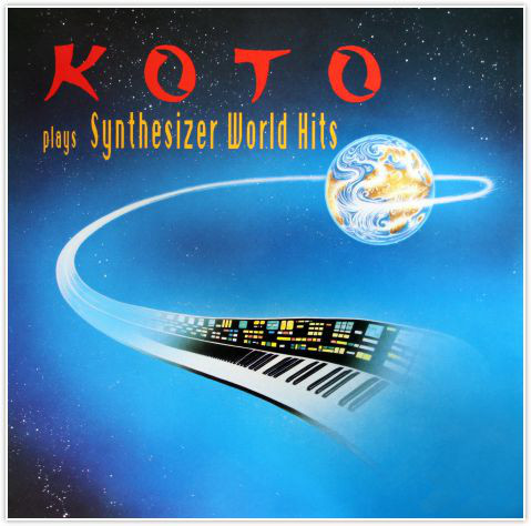 Koto Koto Plays Synthesizer World Hits (LP)