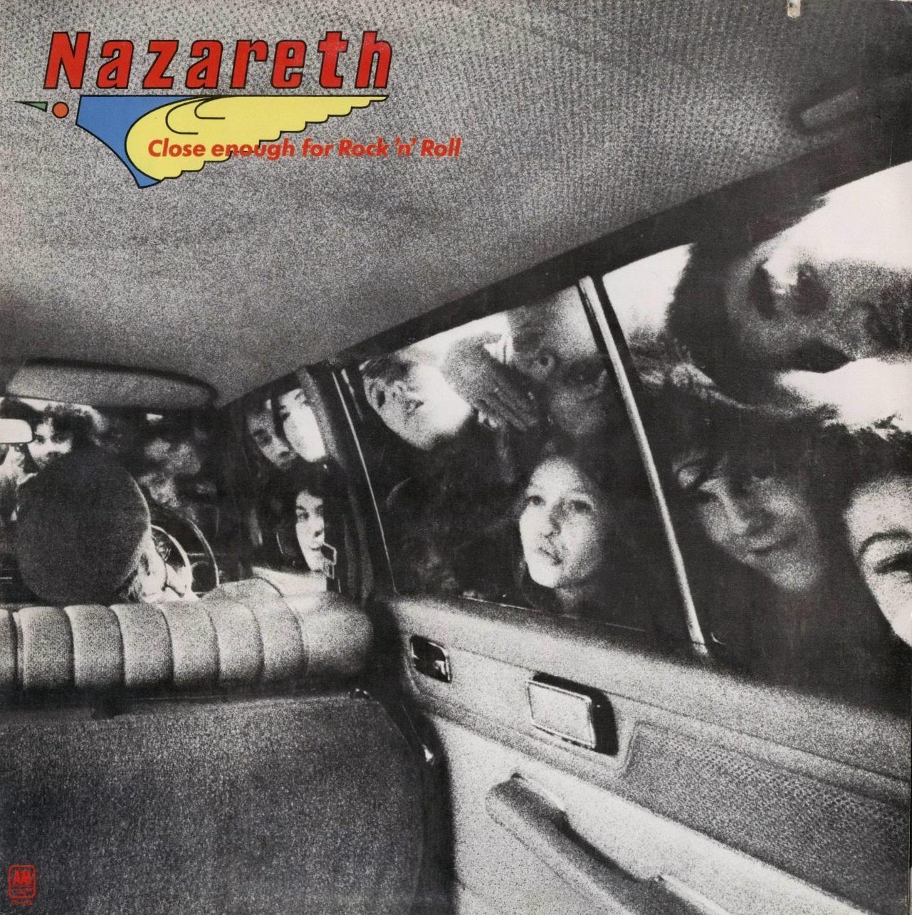 Nazareth Nazareth. Close Enough For Rock N Roll (LP) nazareth nazareth no mean city
