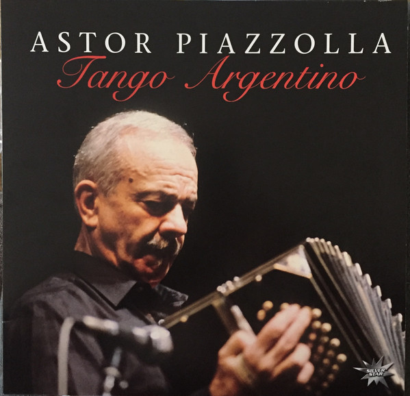 Astor Piazzolla. Tango Argentino (LP)