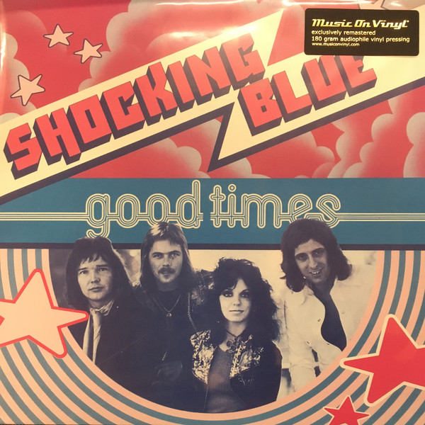 Shocking Blue Shocking Blue. Good Times (LP) shocking blue scorpios dance lp