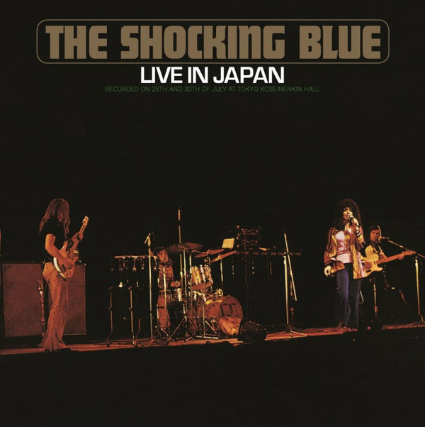 Shocking Blue Shocking Blue. Live In Japan (LP) shocking blue scorpios dance lp