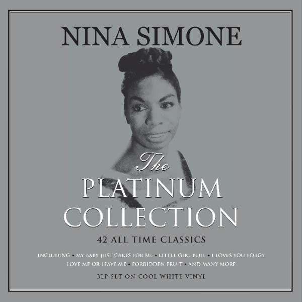 Нина Симон Nina Simone. The Platinum Collection (3 LP) lacywear gk4015 3169