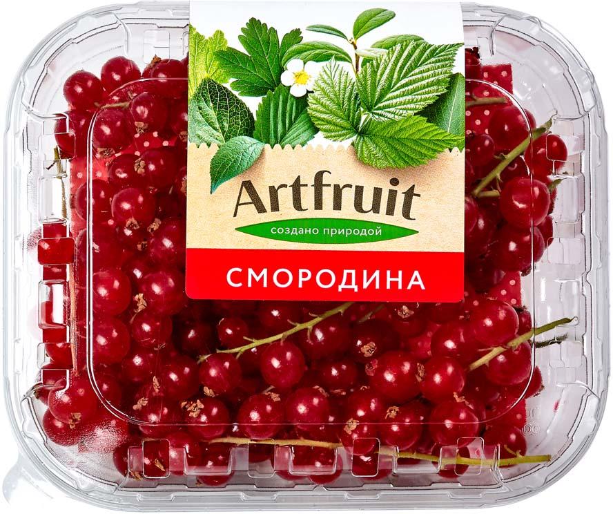 Artfruit Красная смородина, 125 г loacker vanille вафли 225 г