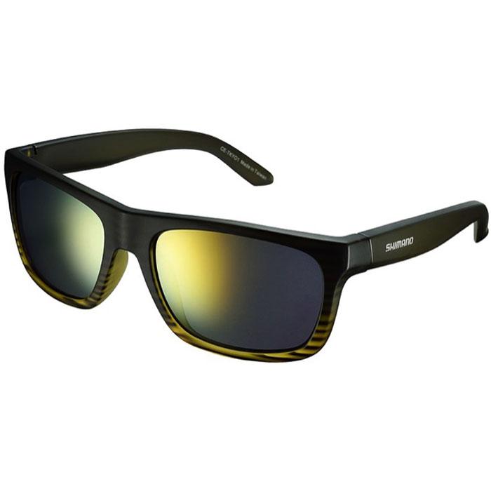 Велосипедные очки Shimano Tokyo, цвет оправы: зеленый товар bbb bhe 35 condor