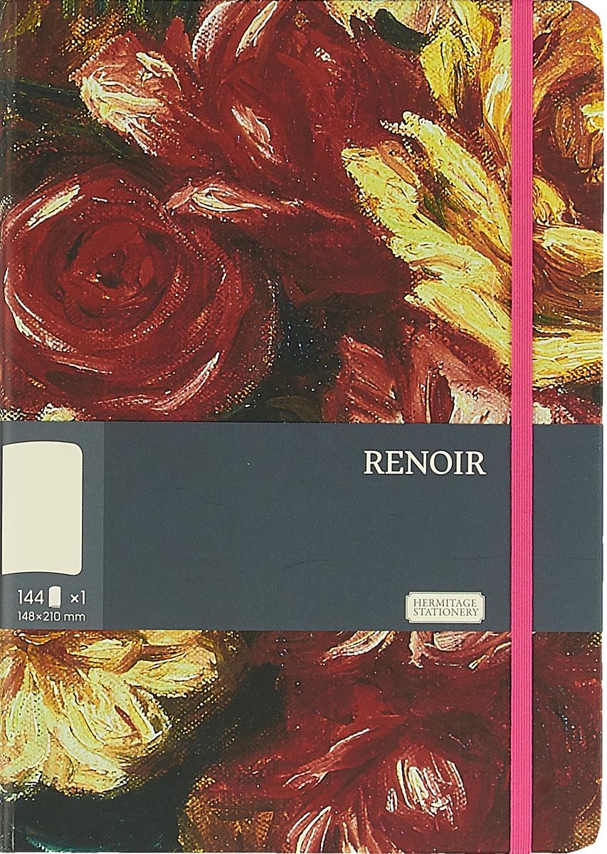 Renoir. Блокнот ISBN: 978-5-91208-292-4