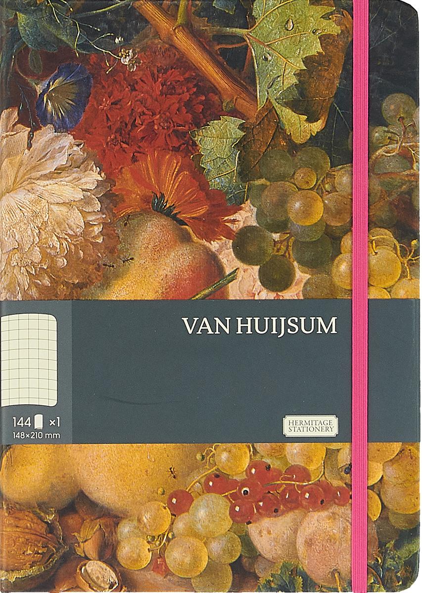 Van Huijsum. Блокнот ISBN: 978-5-91208-291-7