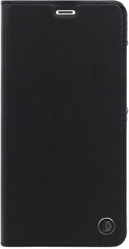 DYP Casual Wallet чехол для Xiaomi Redmi Note 5/Redmi 5 Plus, Black чехол книжка dyp casual wallet для xiaomi redmi 5a черный