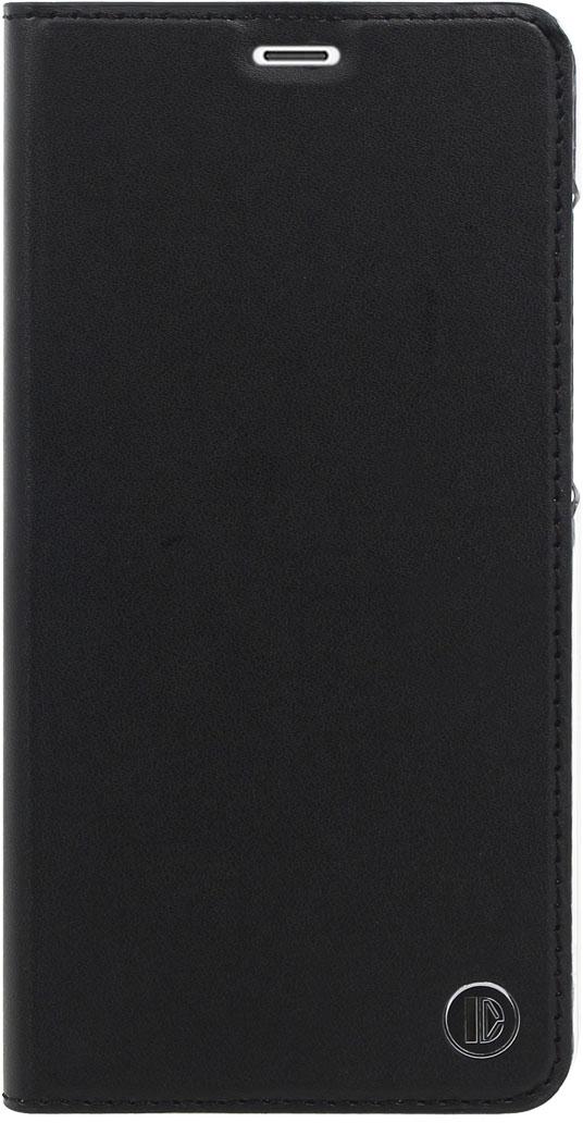 DYP Casual Wallet чехол для Xiaomi Redmi 5, Black чехол книжка red line book type для xiaomi redmi 5 black