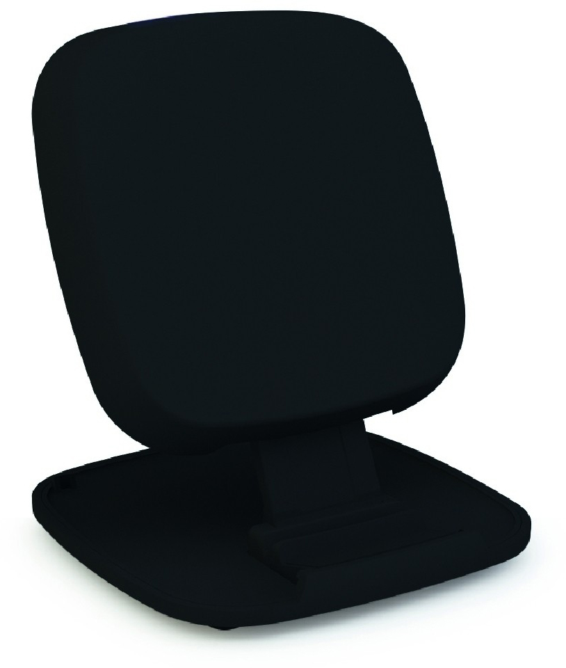 Zens ZESC07B/00, Black беспроводное зарядное устройство momax apple 8 x беспроводное зарядное устройство iphone8 8plus x беспроводное зарядное устройство qi wireless quick charging base black