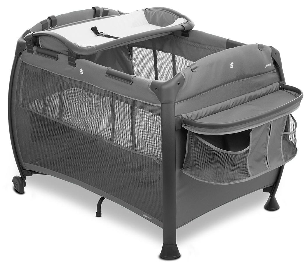 Joovy Манеж-кроватка Room New цвет серый