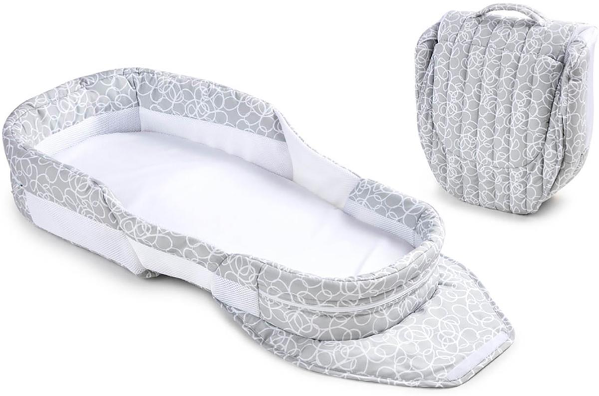 Baby Delight Дополнительная кровать BL цвет серый