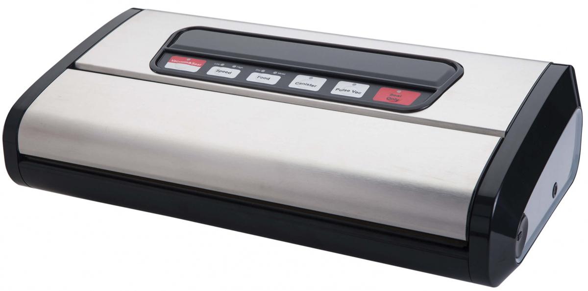 Gemlux GL-VS-779S, Black Silver вакуумный упаковщик gemlux gl vs 990ps black silver вакуумный упаковщик
