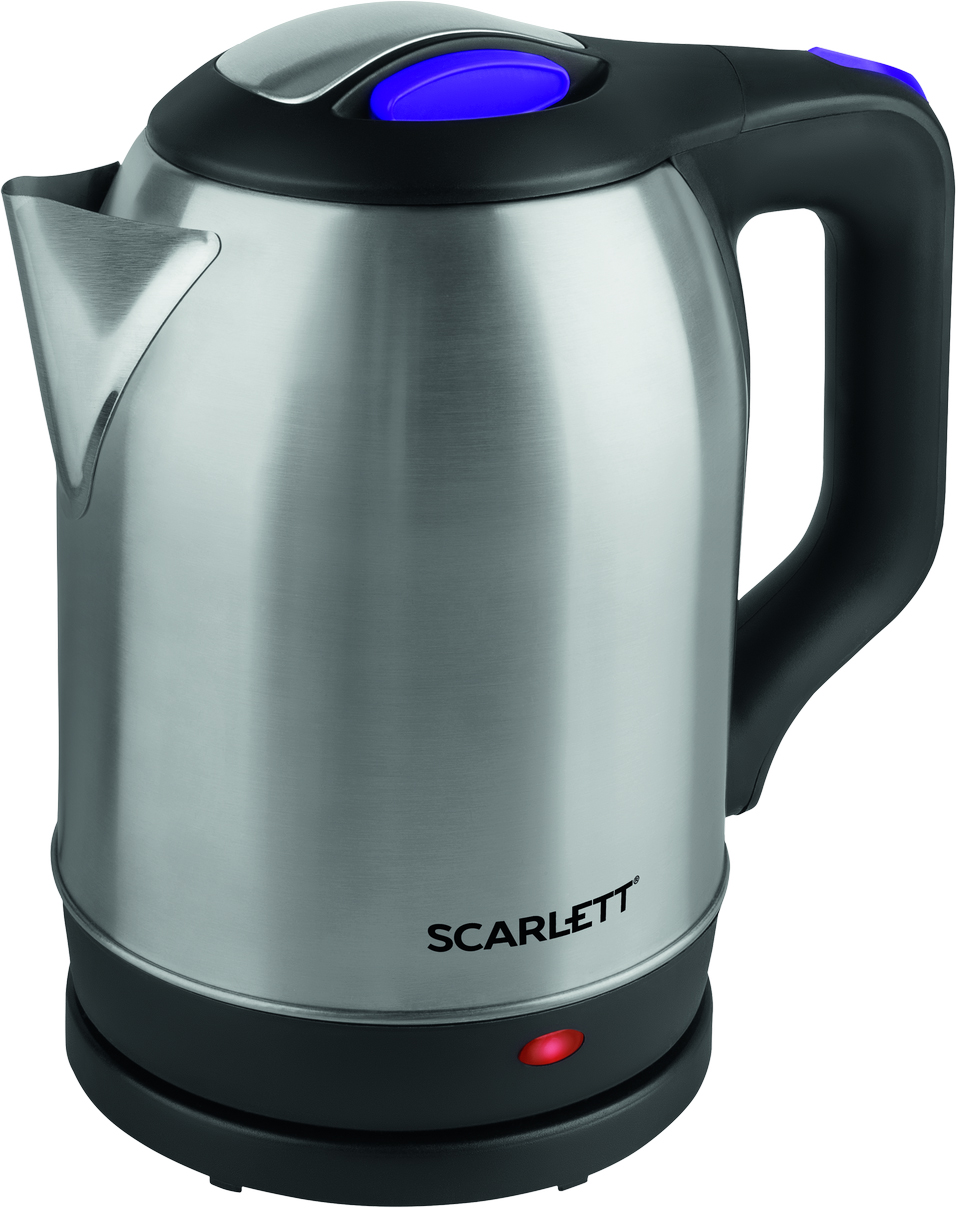 Scarlett -EK21S61, Silver чайник электрический