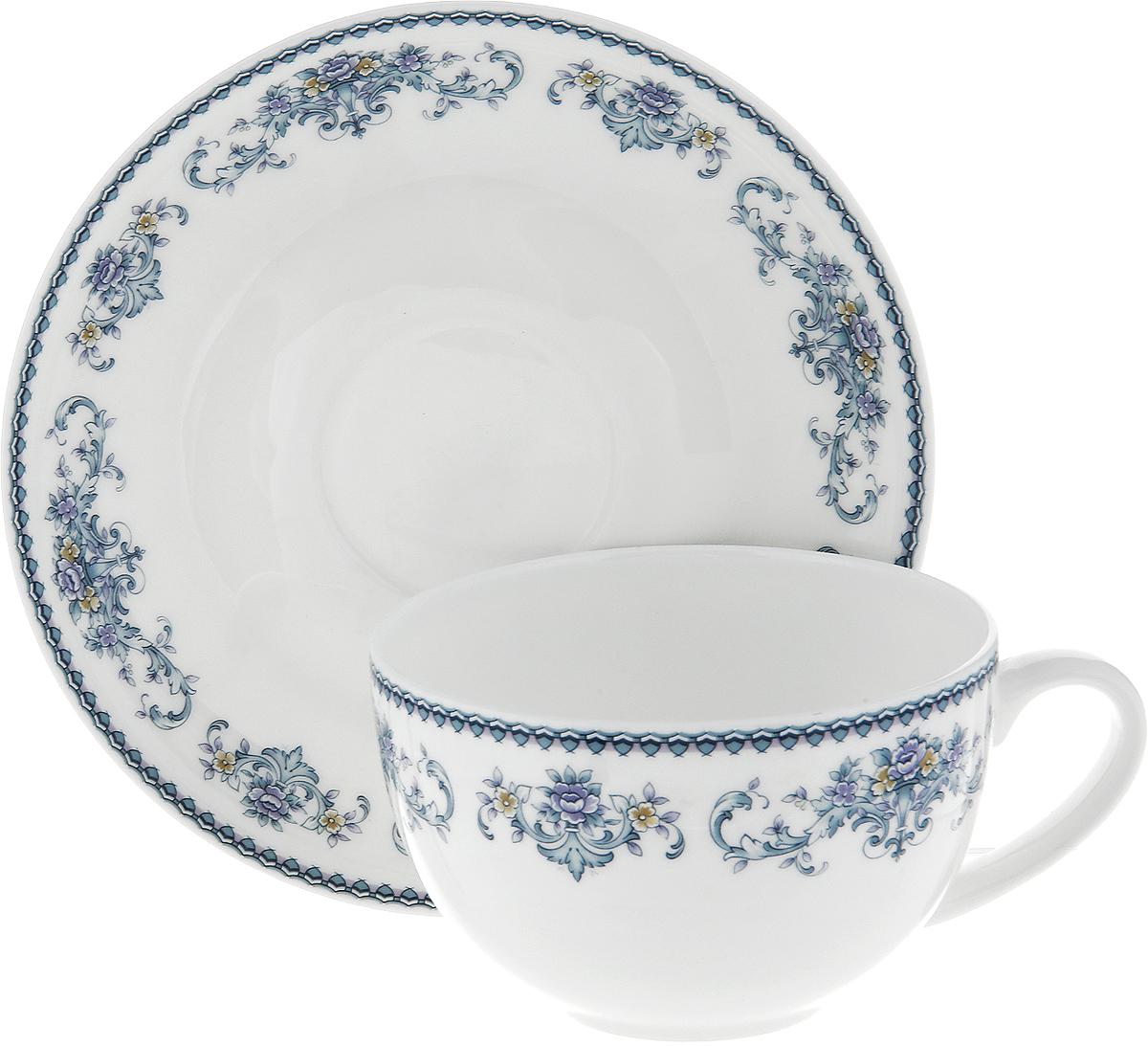 Чайная пара Royal Aurel Саксония, 2 предмета чайная пара royal aurel гольф 2 предмета