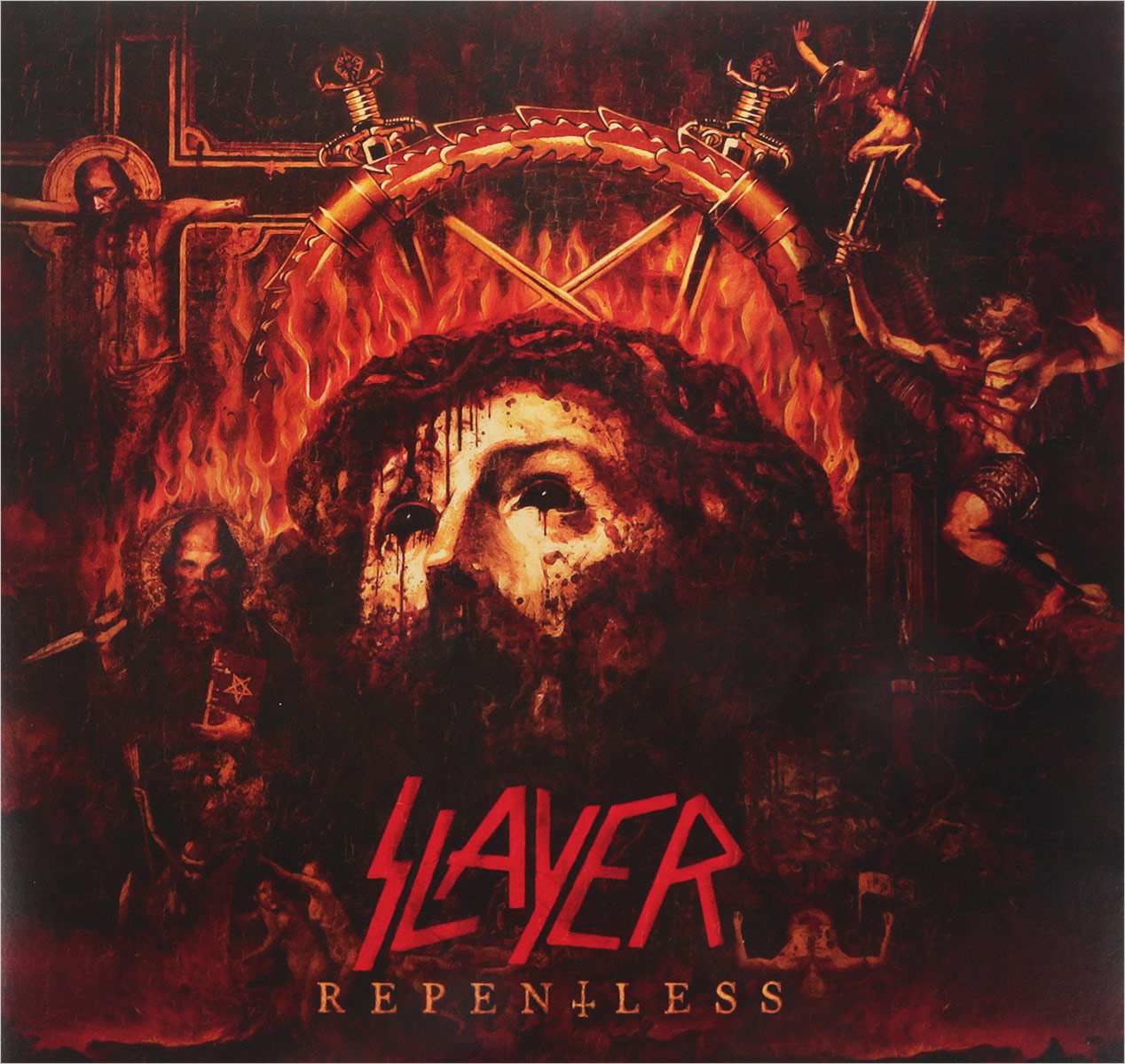 Slayer Slayer. Repentless (LP) slayer münchen