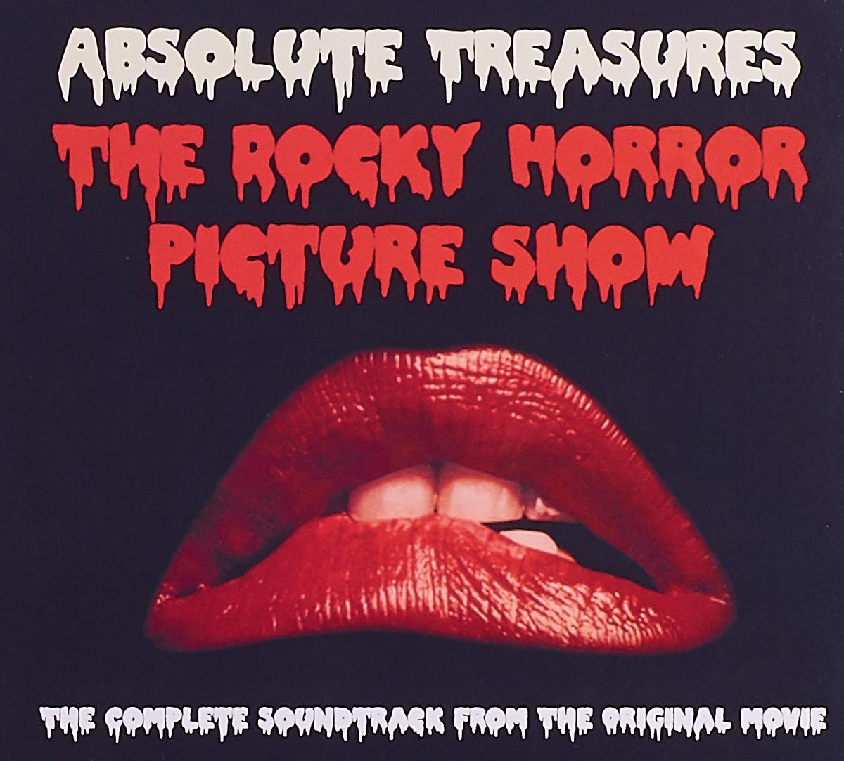 Тим Карри,Барри Боствик,Патриция Куинн Absolute Treasures. The Rocky Horror Picture Show
