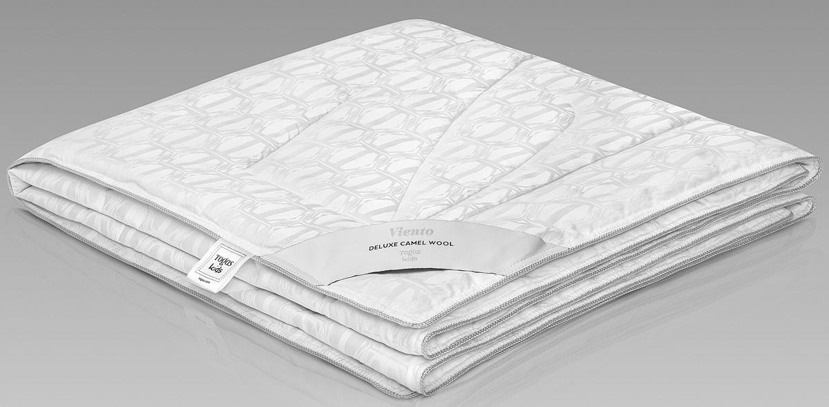 Одеяло детское Togas Виенто, наполнитель: верблюжий пух, цвет: белый, 100 х 135 см одеяла togas одеяло нобилис 200х210 см
