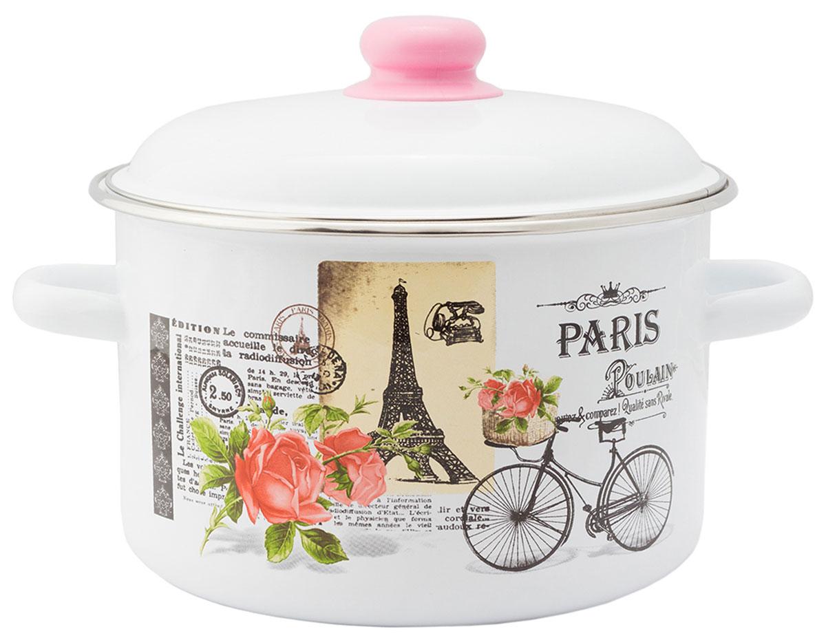 Кастрюля Appetite Париж, с крышкой, 4 л владимир высоцкий спасибо что живой cd