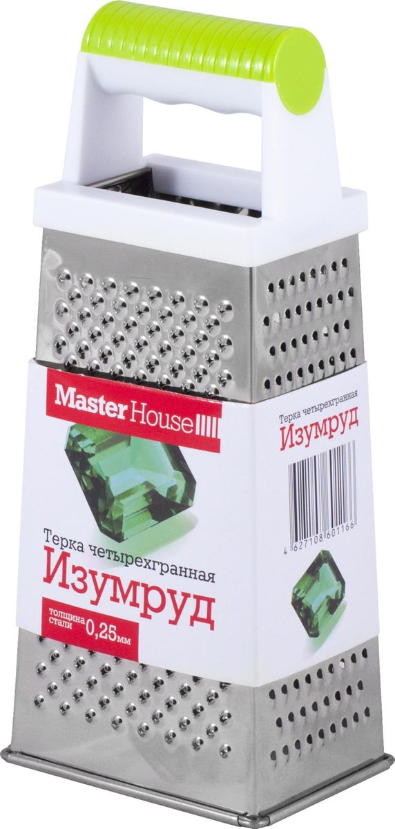 Терка четырехгранная Master House