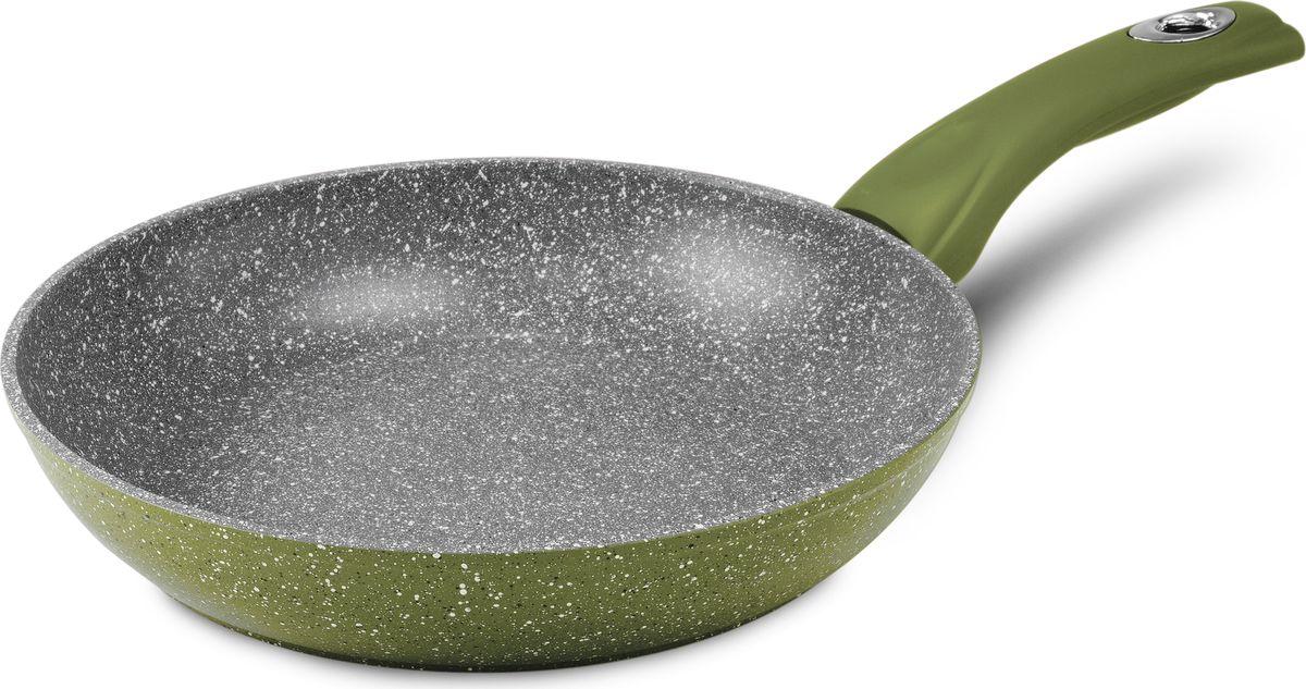 """Сковорода""""VITALITY"""" с высокими стенками станет вашим незаменимым помощником на кухне. Благодаря 5-ти слоям надежного антипригарного покрытия, сковороды серии """"VITALITY"""" способны выдержать более 10 000 истираний. Все сковороды серии снабжены термоизолированными ручками из бакелита. Индукционное дно сковороды позволяет при использовании на индукционных плитах, нагревать саму сковороду, а не плиту."""