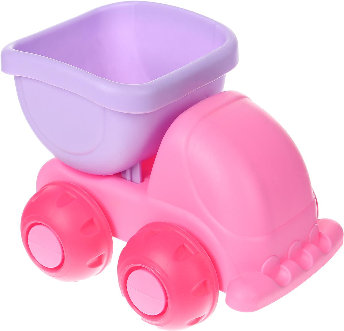 ЯиГрушка Игрушка для песочницы Машинка цвет розовый сиреневый песочницы