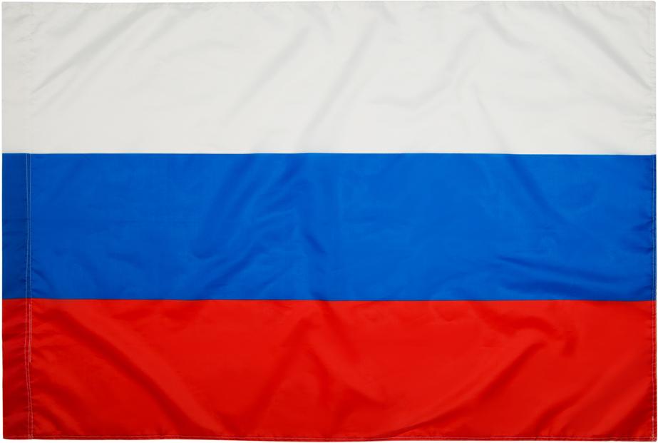 "Флаг РусФлаг ""Триколор. Россия"", 90 х 135 см"