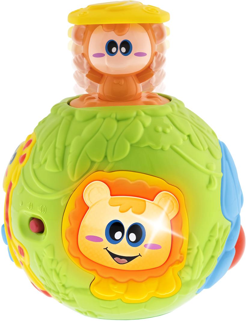 Chicco Развивающая игрушка Мяч yookidoo музыкальный мяч